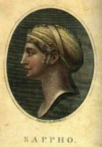 frontispiece Sappho
